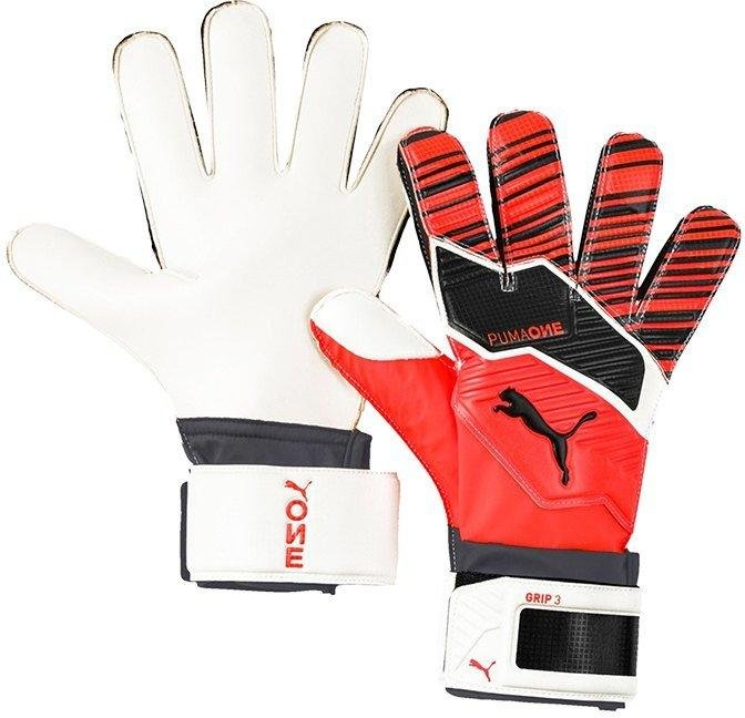 Guanti da portiere Puma One Grip 3 RC