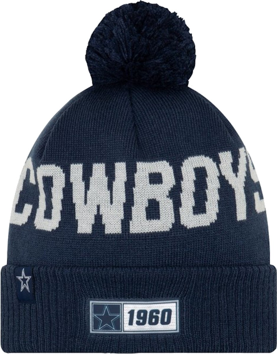 Cappello New Era Dallas Cowboys RD Knitted Cap