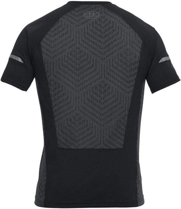 Magliette Under Armour Accelerate SS Top-BLK