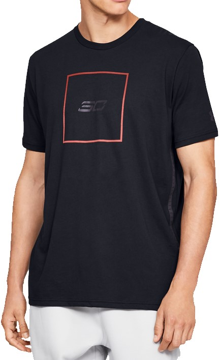 Magliette Under Armour SC30 BOX LOGO TEE