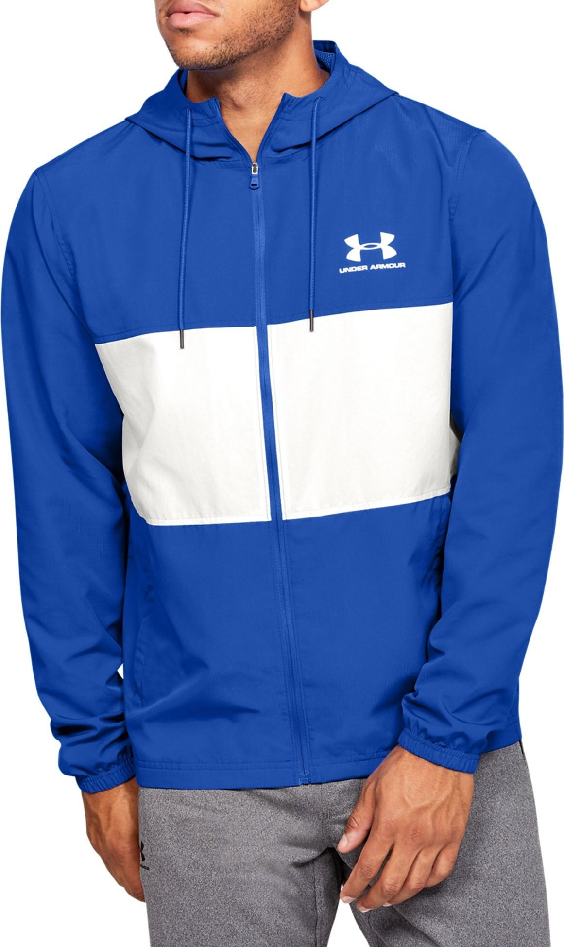 Giacche con cappuccio Under Armour SPORTSTYLE WIND JACKET